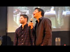 Jensen & Misha -  if the show ever ends, these two just need to take their act on the road. SO FUNNY!