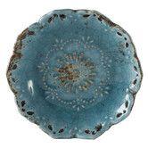 Found it at Wayfair - Pierced Scalloped Ceramic Dish