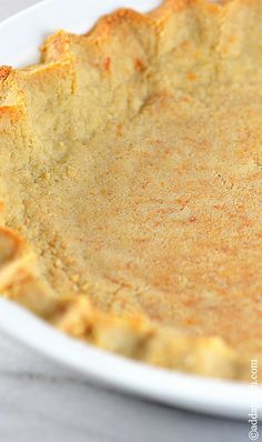 Shortbread Crust by Add A Pinch. makes a delicious addition to so many desserts. Made of three ingredients, this simple shortbread crust is easy works for pies, cheesecakes, tarts, and so many other desserts. Pie Crust Recipes, Tart Recipes, Sweet Recipes, Baking Recipes, Pie Crusts, Cheese Cake Crust Recipe, Pecan Pie Crust Recipe, Just Desserts, Delicious Desserts