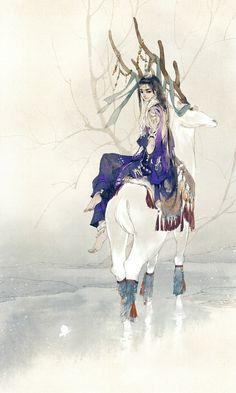 Môn phái Ngũ Độc – game Kiếm Võng 3 – Y Xuy Ngũ Nguyệt
