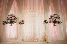 Luxurious Dallas Wedding at Adolphus Hotel - MODwedding