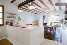 Ample Workspace Makes For A Amateur Chef's Dream Kitchen