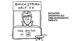 Banca Etruria: Nicastro incontra gli azionisti fregati