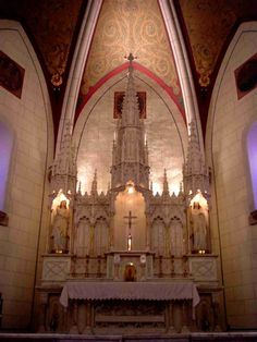 The Loretto Chapel, Santa Fe, New Mexico Copyright: Ulyana Horodyskyj