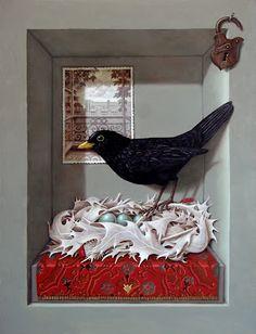 """Madeline Von Foerster  """" Blackbird"""""""