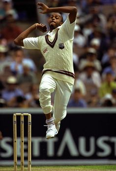 Courtney Walsh - West Indies. 519 wickets.