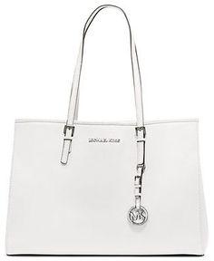 MICHAEL Michael Kors Handbag, Jet Set Travel East West Tote - Shop All Michael Kors Handbags & Accessories - Handbags & Accessories - Macy's... Color: Luggage