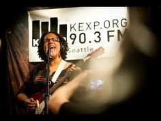 """Alabama Shakes perform """"Hold On"""" live in the KEXP studio. Recorded 1/31/2012.     Host: Cheryl Waters  Engineer: Kevin Suggs  Cameras: Jim Beckmann, Scott Holpainen & Justin Wilmore  Editing: Jim Beckmann"""