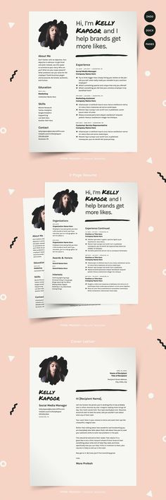 human voiced resume cv kit resume cv and template
