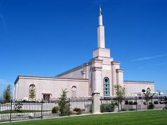 Albuquerque New Mexico Temple - received my endowment here.  Got to take friends through the open house.  Got to go inside before it was completed for early morning seminary.  Helped plant flowers on the grounds.