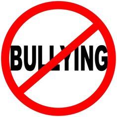 Say no to bullying