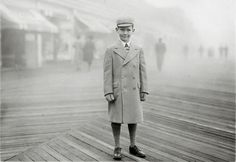 My father has always been an elegant dresser as shown by this image taken on the Atlantic City, NJ boardwalk circa 1938.