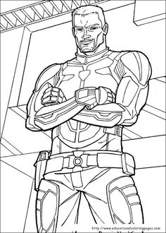 gi joe coloring pages educational fun kids coloring pages and