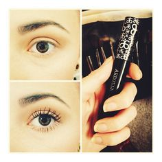 It's a Long Story mascara from Arbonne ***For more info or to order Arbonne products, go to: Susangardner.arbonne.com