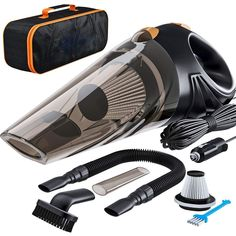Strong Power Car Vacuum Cleaner 4800pa //Price: $39.28 & FREE Shipping // #homesweethome #fashion #sun