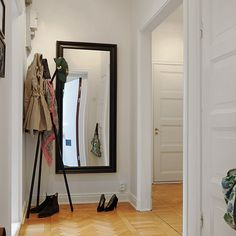 Mirror Ideas In A Hallway | Shelterness