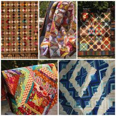 Completed Quilts Part One 2015
