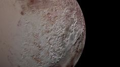 New Study Provides Explanation for Pluto's Giant Blades of Ice