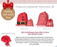 Thirty-One Holiday Gift Guide | 2016 www.mythirtyone.com/sostrander