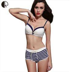 $35.29 (Buy here: https://alitems.com/g/1e8d114494ebda23ff8b16525dc3e8/?i=5&ulp=https%3A%2F%2Fwww.aliexpress.com%2Fitem%2F2016-Summer-New-Women-Fashion-Sexy-Big-Size-M-XXXL-Bikini-Set-Padded-With-Steel-Prop%2F32677040728.html ) 2016 Summer New Women Sexy Plus Big Size M~XXXL Bikini Set Padded With Steel Prop Sports Bra & Boxer Shorts Swimsuit AP276 for just $35.29