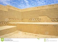 Chan Chan Ruins, Trujillo, Peru Stock Photos - Image: 1770433