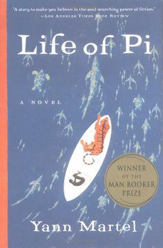 'Life of Pi' by Yann Martel