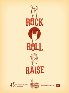"""Bowl for Kids Sake Poster"" for Big Brothers Big Sisters of Kentuckiana by Power Creative; Matt Dobson, Art Director Dennis Smiley, ACD, Design; Andy Stillwagon, ACD, Writer."