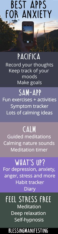 anxiety apps