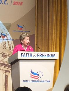 Phyllis Schlafly. Wh