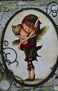 ♥Fairy and elf Magical Creatures, Fantasy Creatures, Copic Art, Elves And Fairies, Love Fairy, Colouring Techniques, Marker Art, Copics, Faeries