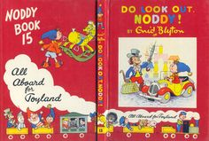 Do Look Out, Noddy! by Enid Blyton