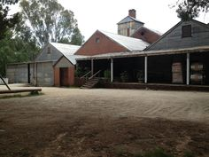 Pfeiffers winery. It's a must see. Rutherglen Victoria.