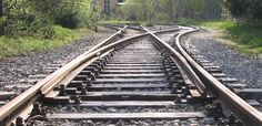 Aparatos de vía: los desvíos ferroviarios. #ferrocarril #desvios #ingenieriacivil