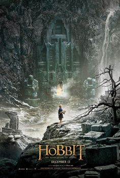 """And don't forget to see The Hobbit: The Desolation of Smaug coming to U.S. theaters December 13th! 