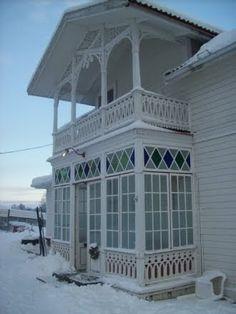 min lilla veranda: Efterlysning!!! Snö sökes!!