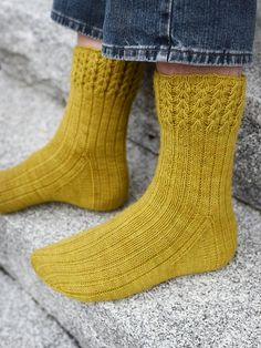 Indomitable pattern by Hunter Hammersen Ravelry: Indomitable pattern by Hunter Hammersen Always aspired to figure out how to knit, although undecided where to s. Crochet Socks, Knitted Slippers, Wool Socks, Slipper Socks, Knit Crochet, Crochet Granny, Loom Knitting Patterns, Knitting Stitches, Knitting Socks