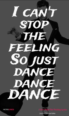 Justin Timberlake - Can't Stop The Feeling #CantStopTheFeeling