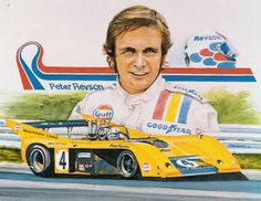 Peter Revson 1972