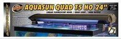 ZooMed AquaSun T5HO Quad Hood 36