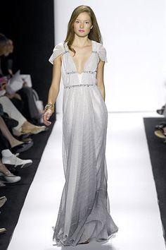 Badgley Mischka Spring 2008 Ready-to-Wear Fashion Show - Solange Wilvert