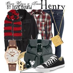 """Henry (Once Upon a Time)"" by lalakay on Polyvore"
