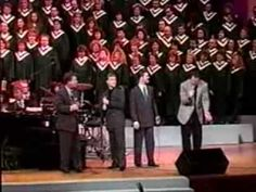 The King is Coming - Gaither Vocal Band ith Michael English Praise And Worship Music, Praise Songs, Gaither Homecoming, Gaither Vocal Band, Music Ministry, Southern Gospel Music, Sing To The Lord, Christian Music Videos, Choirs