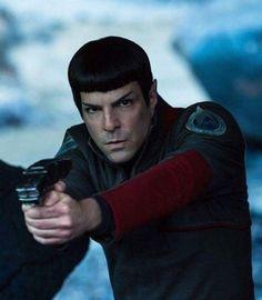 Mr. Spock, Star Trek Beyond.