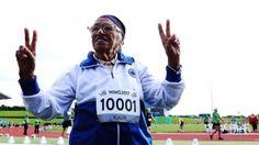 Anciana de 101 años de edad gana medalla de oro en World Masters Games. Visite nuestra página y sea parte de nuestra conversación: http://www.namnewsnetwork.org/v3/spanish/index.php #nnn #bernama #malasia #malaysia #kl #asia #india #worldmastersgames #mankaur #nuevazelanda #newzealand #auckland #news #noticias #deportes #sports #gold #oro