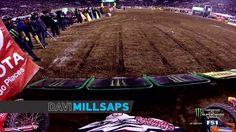 GoPro Davi Millsaps Salt Lake City Supercross