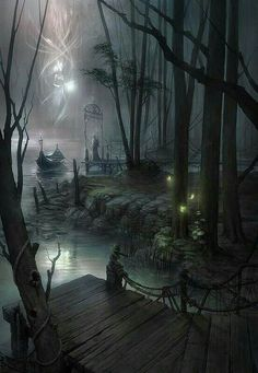 Swamp land kingdom