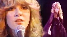"""28-Year-Old Stevie Nicks Crashes Late Night TV, Absolutely Slays """"Rhiannon""""   Society Of Rock Videos"""