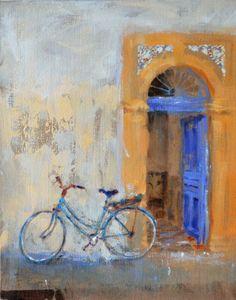 """Saatchi Art Artist Fernanda Cataldo;  Vẽ tranh, """"khảm"""" #art"""