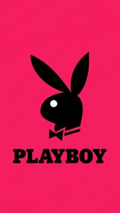 Backgrounds For Iphone Wallpapers Playboy Logo Pink Patterns Bunny