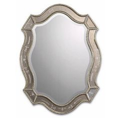 Option for Powder Room-Felicie Oval Mirror